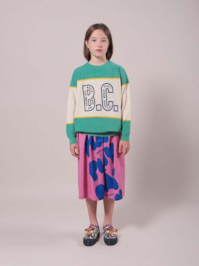 【入荷済】bobochoses(ボボショセス)Play All Over Woven Midi Skirt スカート
