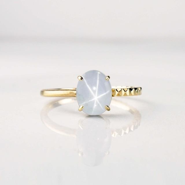 Star Sapphire Ring(R365-SSS)