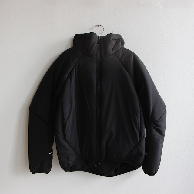 《MOUNTEN. 2021AW》air mitten blouson / black / size0(145-155cm程度)