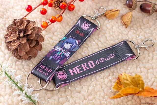 PUNEW × Cytus II ベルトキーホルダー NEKO