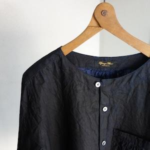 classic german indigolinen shirt