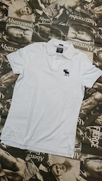Abercrombie&Fitch MENS ポロシャツLサイズ