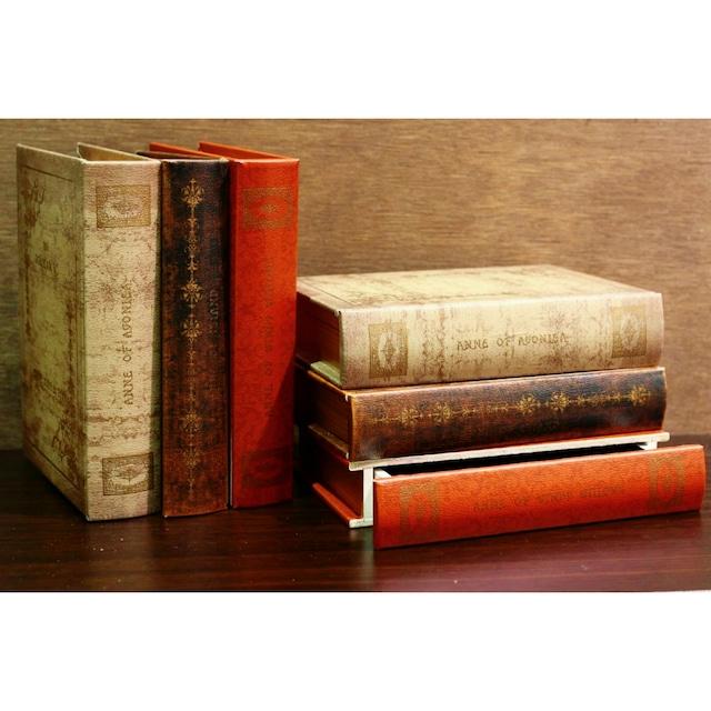 Book3段式シークレットケース/浜松雑貨屋 C0pernicus