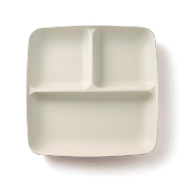 aito製作所 抗菌 ランチ プレート 皿 クリーム 266034