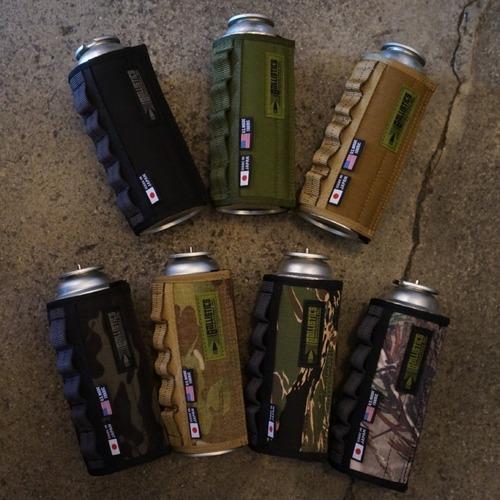 Ballistics CB缶カバー