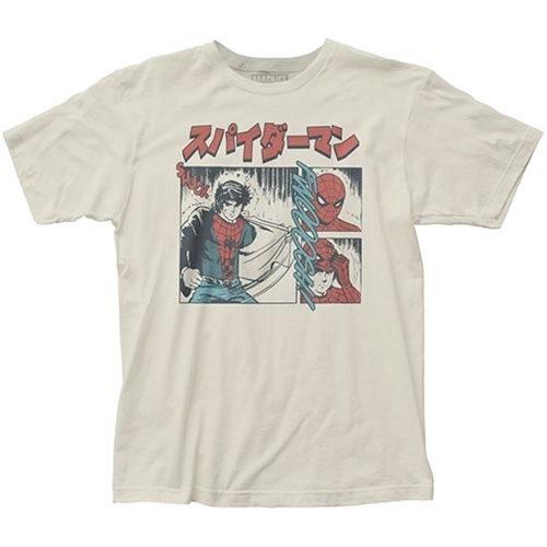 マーベル Tシャツ スパイダーマン マンガ