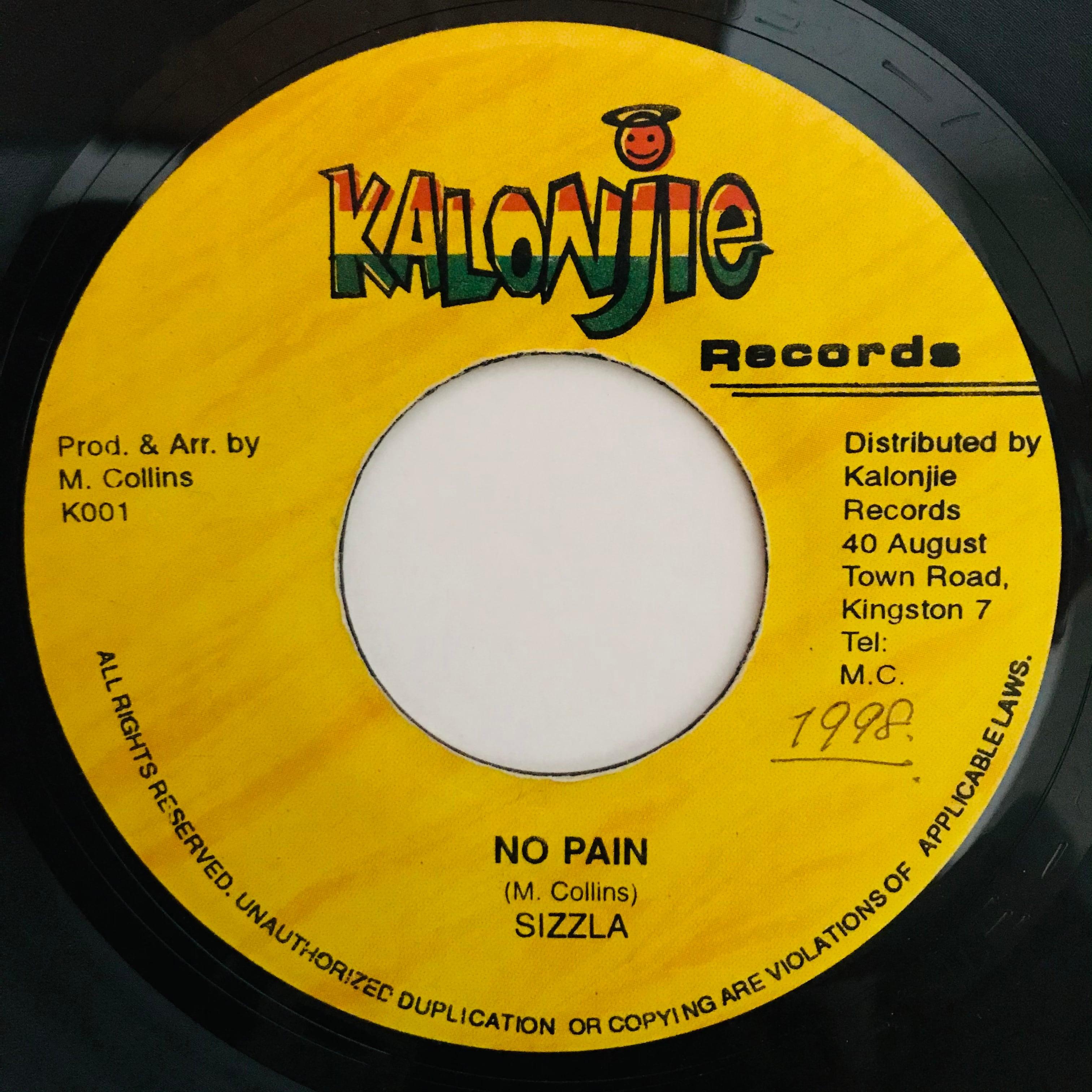 Sizzle - No Pain【7-10966】