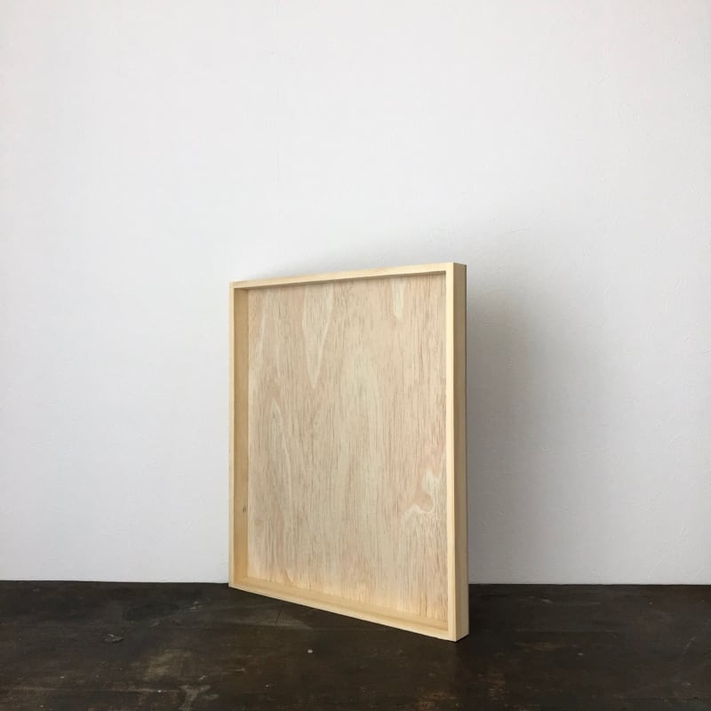 木製のトレイ(小)