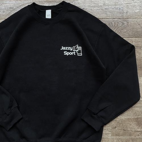 【残りわずか】JS ロゴ スウェット/ブラック
