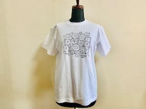 いいカモ町内会*ホワイトTシャツ&トートバッグのお得なセット