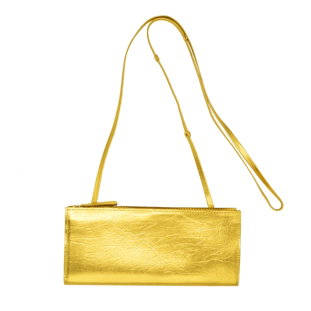 《財布ポーチM》TIN BREATH Ready to go purse Gold