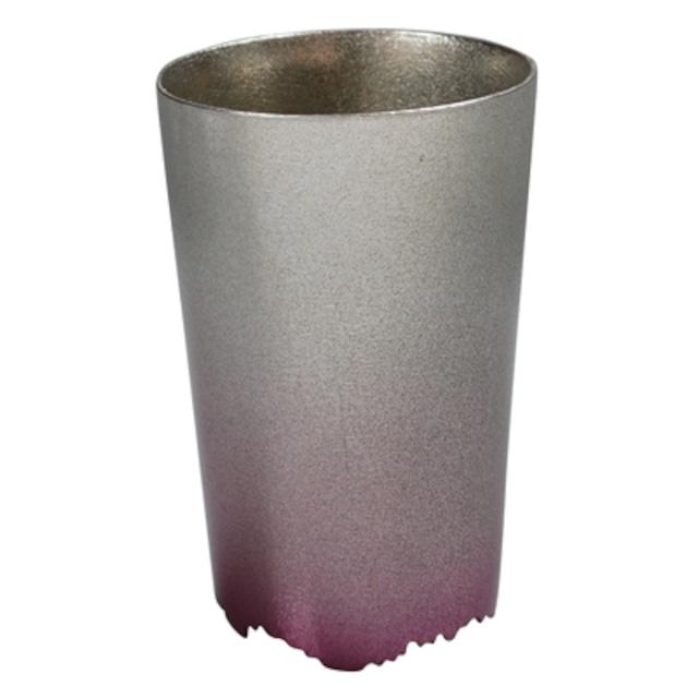 SHIKICOLORS YAEZAKURA TUMBLERS(錫の酒器)