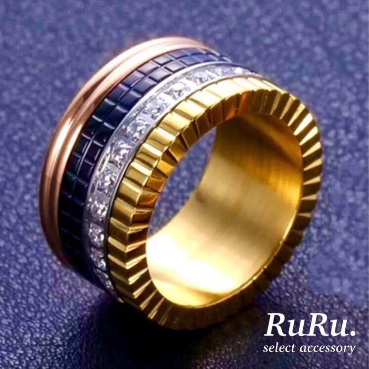 quatre ring