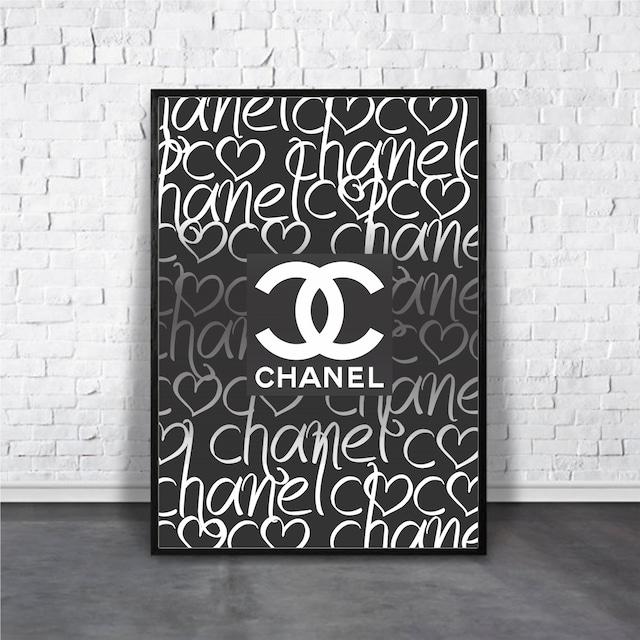 CHANEL / 【アートポスター専門店 Aroma of Paris】[AP-000270]