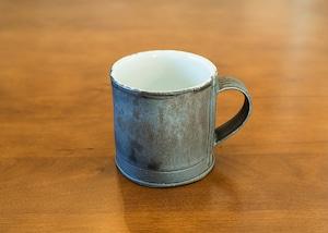 黒マット釉マグカップ(コーヒーカップ)/石塚操