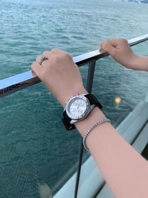 メンズ&レディース腕時計 CR003BK