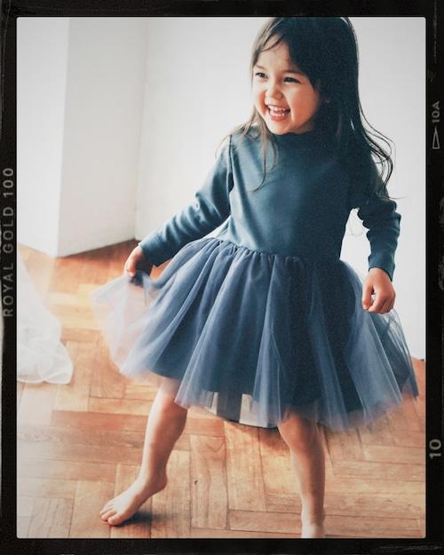 TUTU T-dress GREY