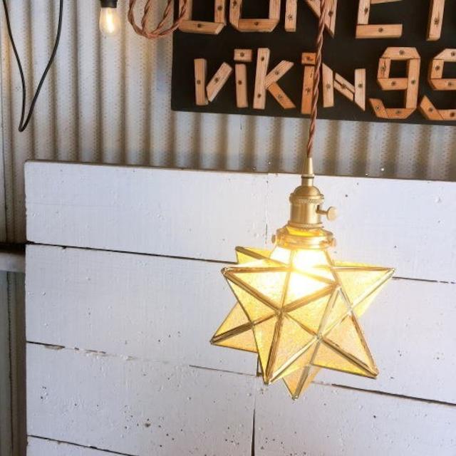 TOPANGA Lighting Little Star Lamp デザインガラス