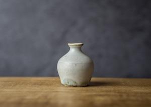 粉引 一輪挿し(小)11/くるり窯