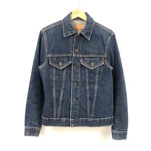 "67-68s【Levi's】70505 BIG""E"" Denim Jacket"