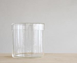 【小泉硝子製作所 理化学ガラス容器】futa to mi 120x120