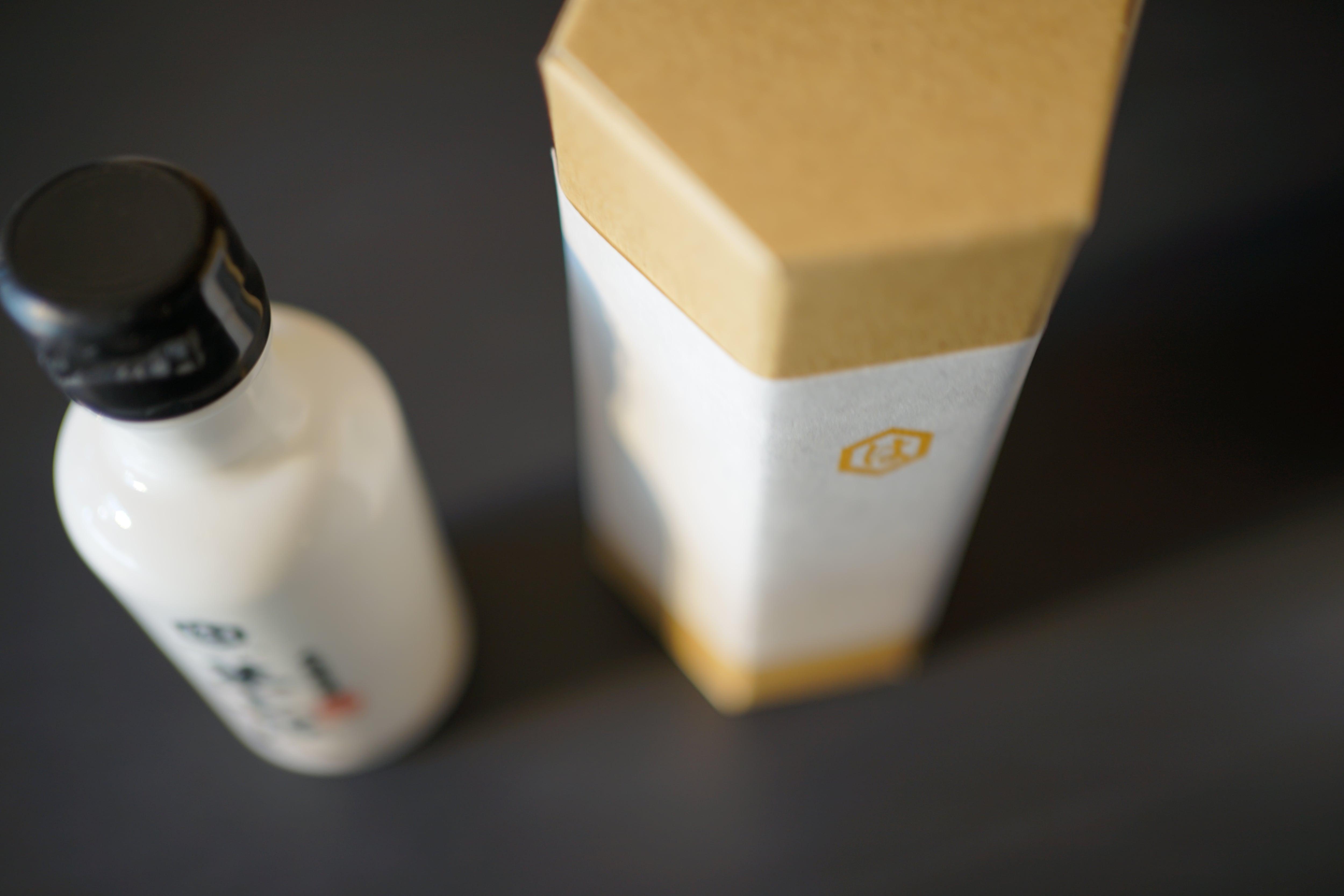 第七代 540日木桶熟成醤油150ml-1本入ギフト箱
