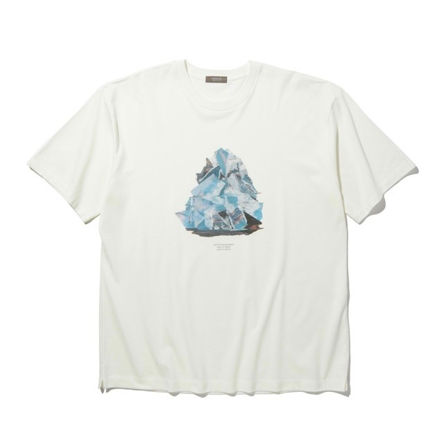 【PSEUDOS】HOLY MOUNTAIN T-shirt / PSE003
