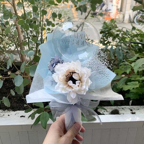 BALLOON FLOWER BOUQUET MINI - doheny -