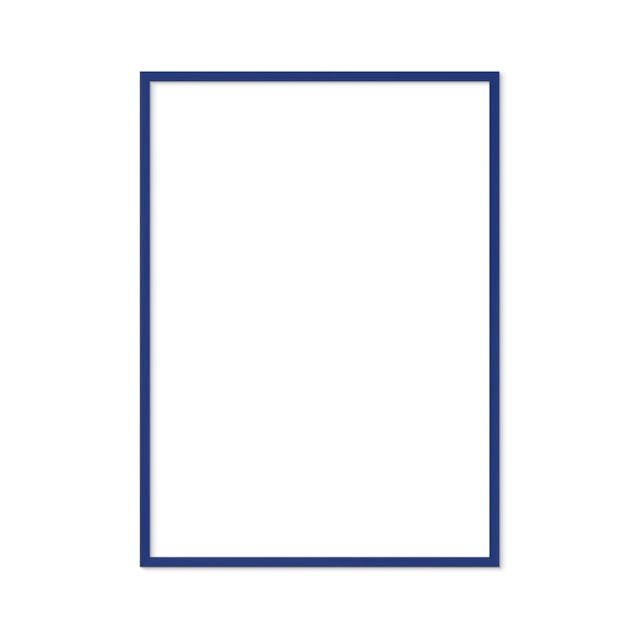 PLTY/A5size - Poster Frame - 7colors