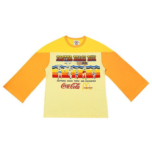 【SELECT】70'sマラソンラグランTシャツ