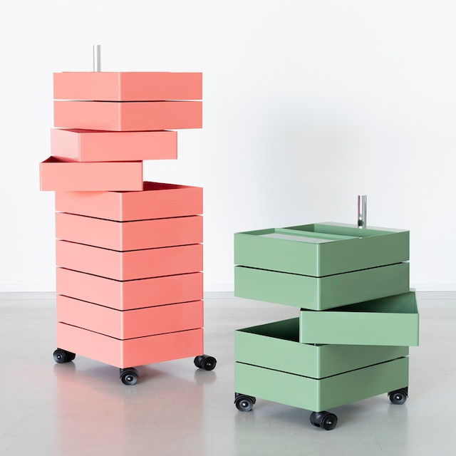 360° container 10drawers[マジス]
