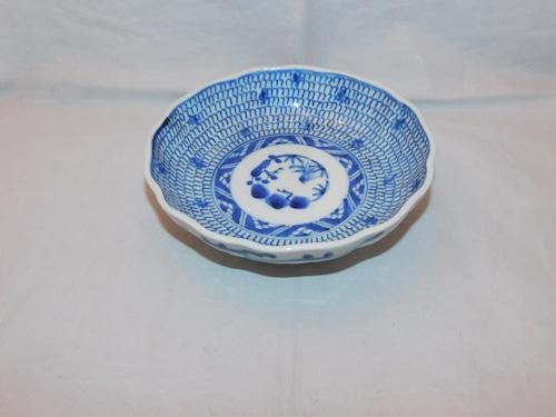 伊万里染付みじんなます皿 Imari porcelain  bowl