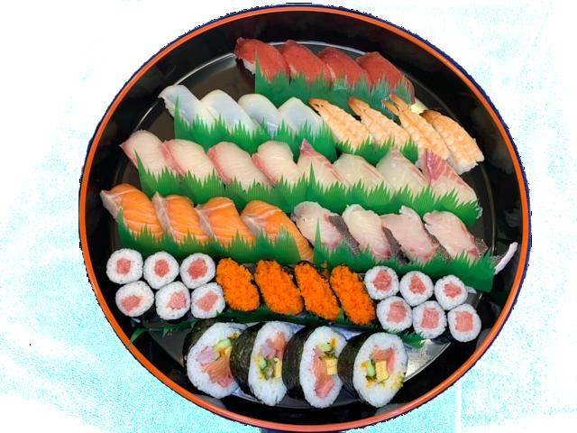 握り寿司盛り合わせ5800円【地域限定商品】