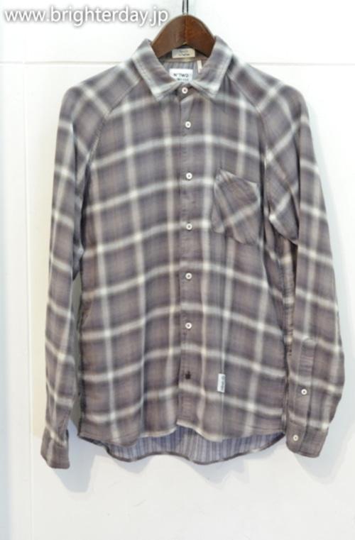 BEDWIN & THE HEARTBREAKERS チェックシャツ