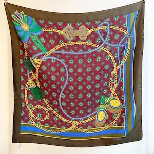 CELINE スカーフ