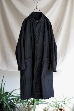 Chez VIDALENC - Trench Coat no Flap (black)