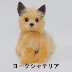 【手作りキット】ヨークシャーテリア犬