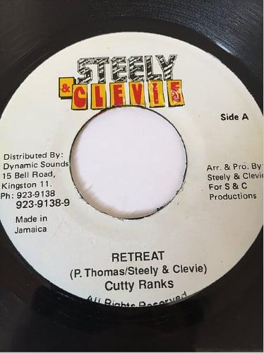 Cutty Ranks (カッティランクス) - Retreat【7'】