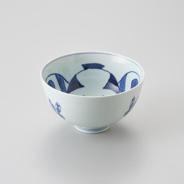 """【青花】""""Classic"""" 5寸深丼(奴凧)"""