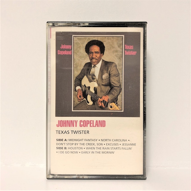 [中古カセット]  Johnny Copeland – Texas Twister