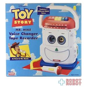 トイストーリー MRミスターマイク ボイスチェンジャー  テープレコーダー 箱入未使用