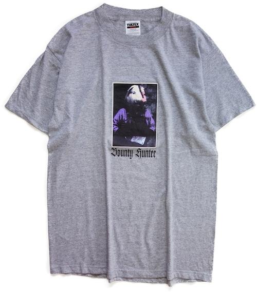 """90年代 バウンティー・ハンター Tシャツ """"地獄のモーテル"""" 【L】   初期 Bounty Hunter 映画 ホラー ヴィンテージ 古着"""