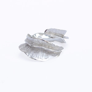 conoa (コノア) こおりのフレアの指飾り(大) silver