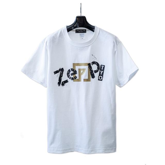 Zepp  Memorial T-shirt  ホワイト