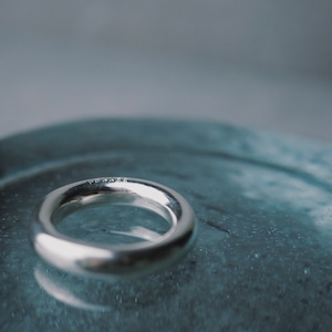 LEKKER ring (silver)