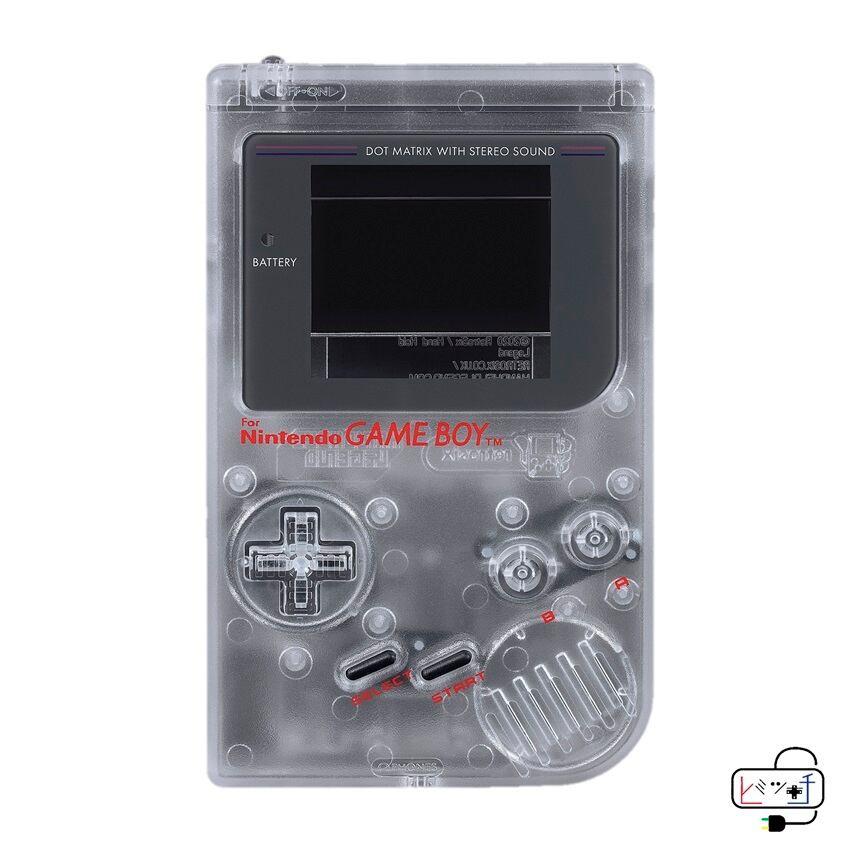 プレステージシェルキット【クリア】(USB-Cバッテリーパックモデル)