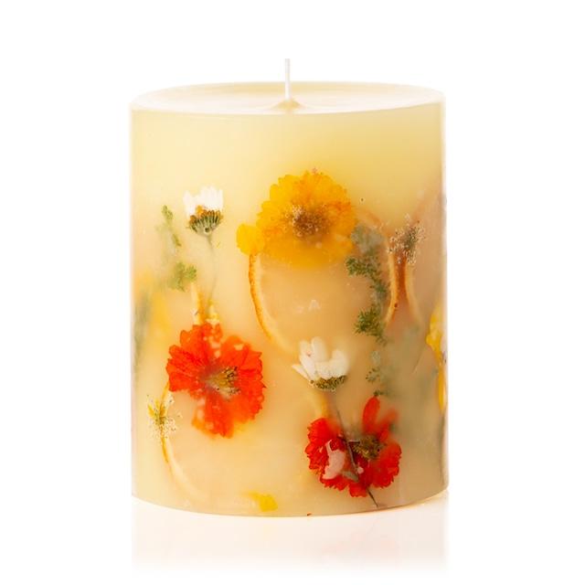 BOTANICAL CANDLES ボタニカルキャンドル トール  オレンジブロッサム & オスマンサス[ROSY RINGS]