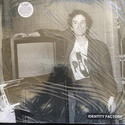 Public Image Limited – Identity Factory