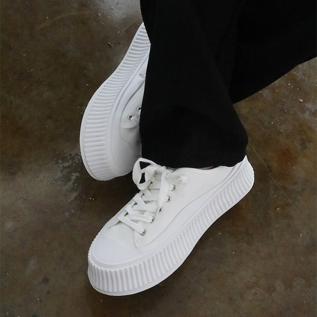 Casual canvas sneakers   b-420