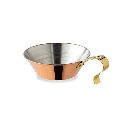 FIRESIDE ファイヤーサイド コッパーシェラカップ 400 BBQ バーベキュー アウトドア 用品 キャンプ グッズ